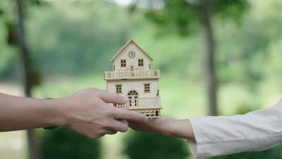 Give House To Hand After Buy New Property