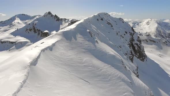 High Altitude Mountains