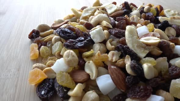 Cover Image for Healthy Food Dried Fruits