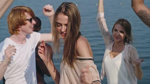 Thumbnail for Beach Dance Party