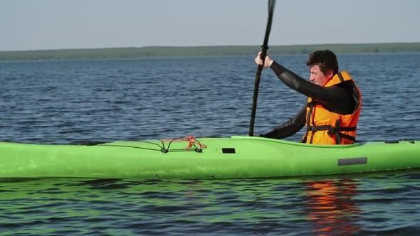 Thumbnail for Adventurous Kayaking