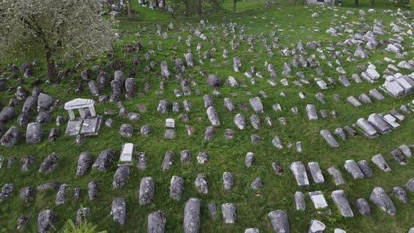 Thumbnail for Old Jewish Cemetery In Sarajevo  V5