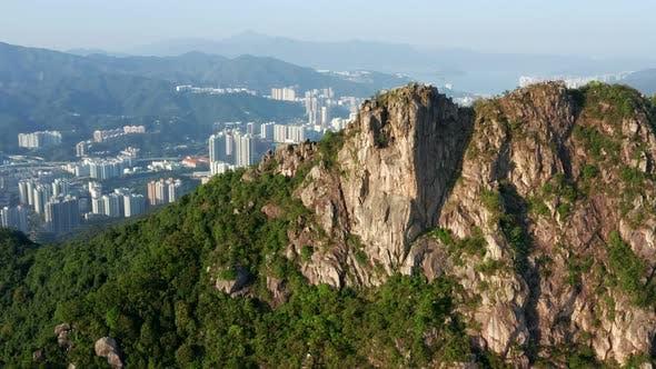 Thumbnail for Lion rock mountain