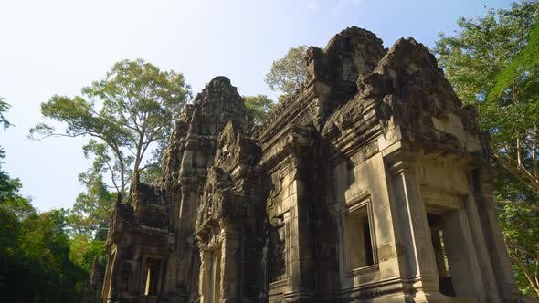 Thumbnail for Thommanon Temple in the Angkor Wat Complex in Siem Reap, Cambodia