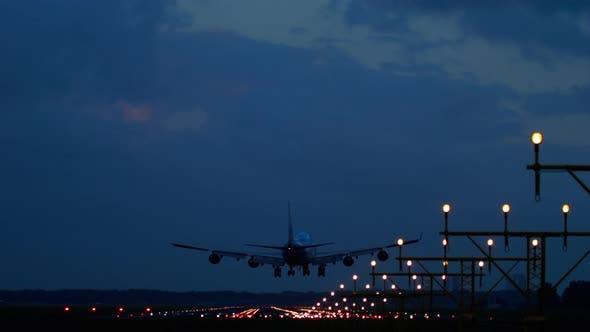 Thumbnail for Big Jet Airplane Landing