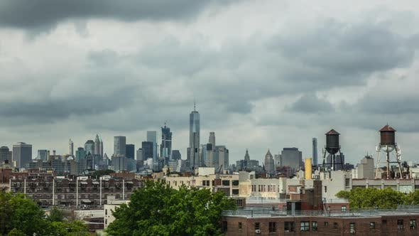 Cover Image for Clouds Over New York