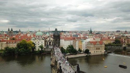 Cityscrape of Prague 04