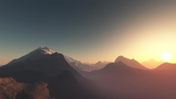 Thumbnail for Flying On Desert Stone 04 4 K