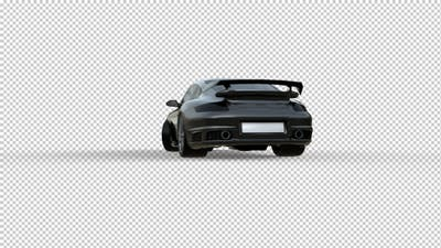 Fast Car Animation