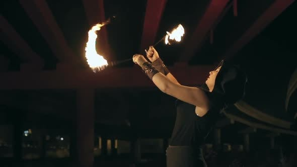 Thumbnail for Fire Dancer