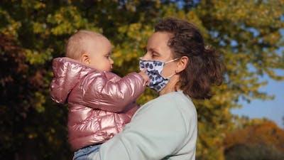 Autumn Walks During Covid 19 Pandemic