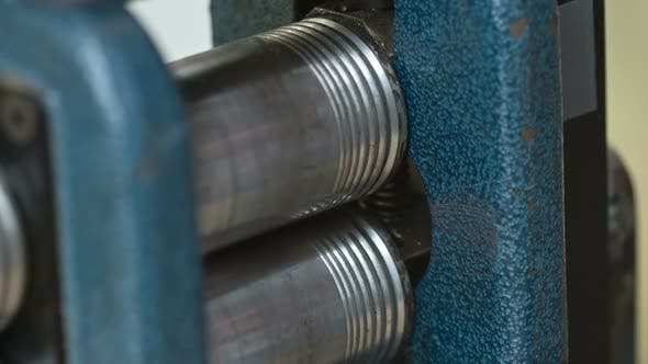 Thumbnail for Shaping Metal with Jewellery Rolling Mill