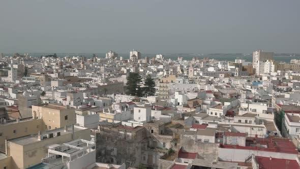 Thumbnail for Panoramic view of Cadiz
