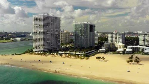 Fort Lauderdale beachfront oceanfront realty