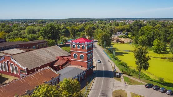 Old Paper Mill Historical Heritage of Belarus