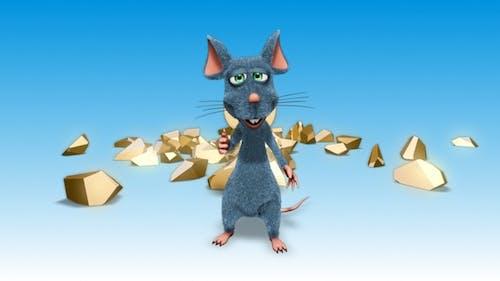 Funny Rat - Promotion Ads
