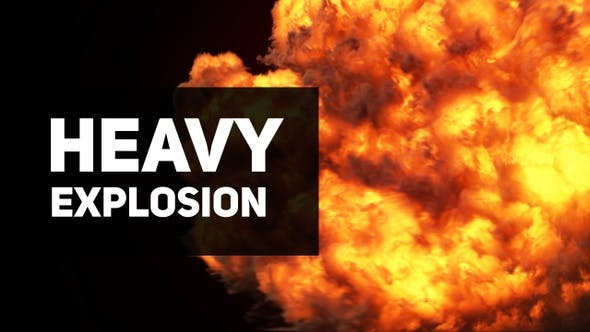 Thumbnail for Heavy Explosion 4K
