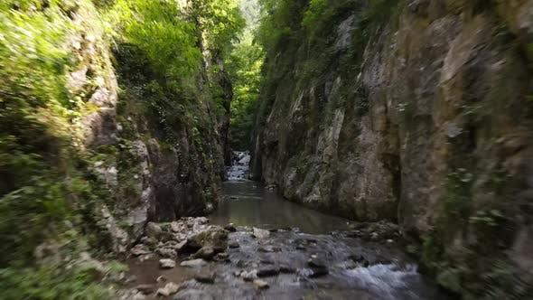 Thumbnail for Canyon Trekking River