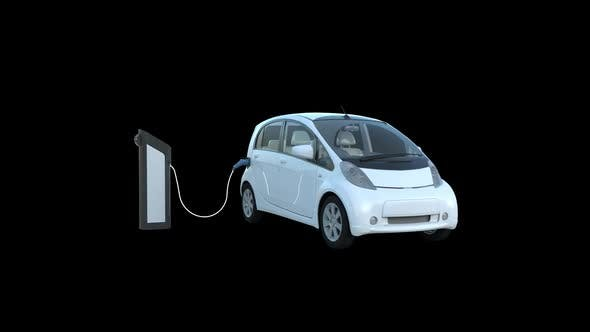 Thumbnail for Charging Electric Car