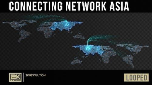 Connecting Network Asia