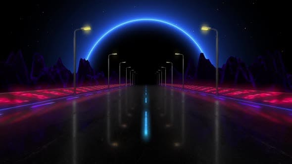 Thumbnail for Neon Highway