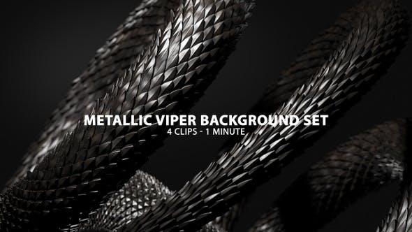 Thumbnail for Viper Metallic Backgrounds