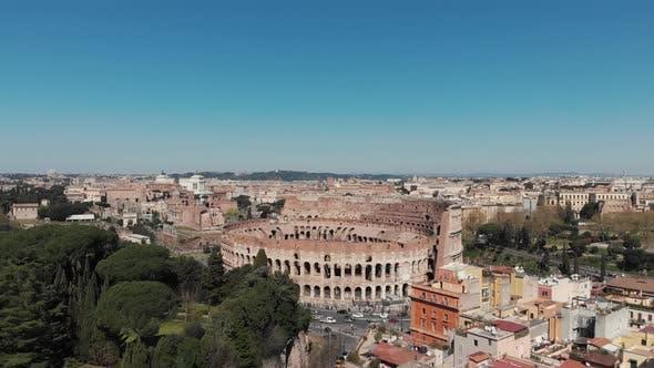 Historical Colosseum