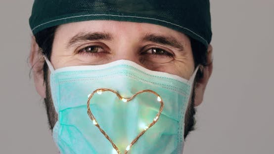 Thumbnail for Doctor is Holding an Heart