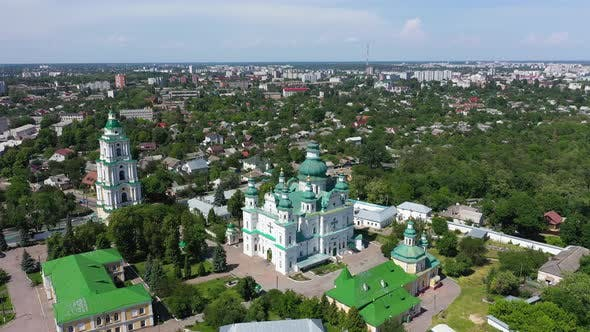 Thumbnail for Trinity Monastery in Chernigiv Ukraine