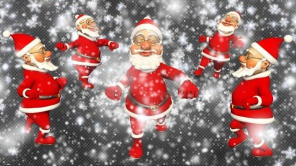 Thumbnail for Santa Funny Transition (4 Pack)