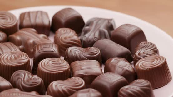 Thumbnail for Mixed Chocolate Candy