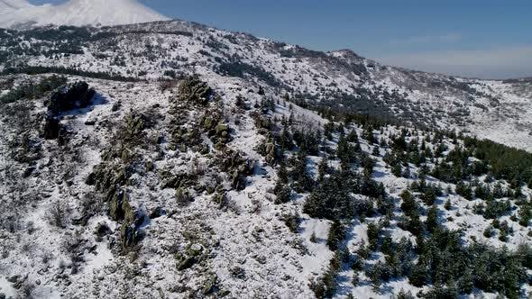 Thumbnail for Snow Over Mountains