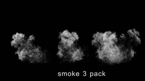 Smoke 3 Pack 4K