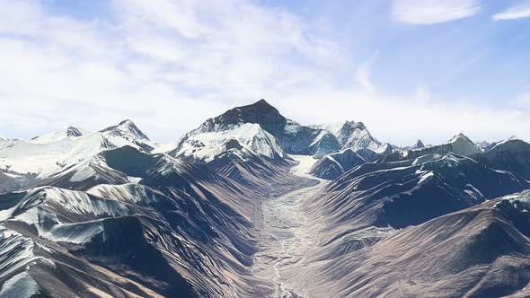 Thumbnail for Nepal Himalayas Climbing From Valley To Mount Everest