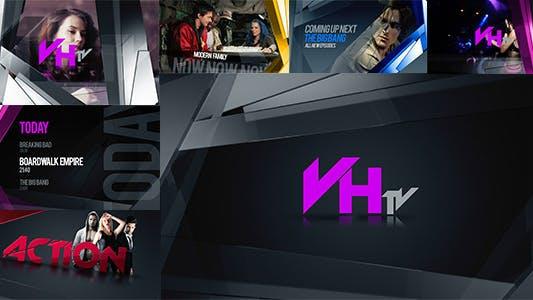 Broadcast Network Branding