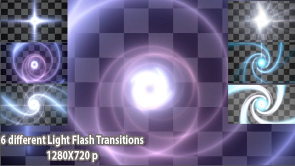 Thumbnail for Light Flash Transitions