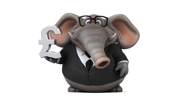 Thumbnail for Fun elephant