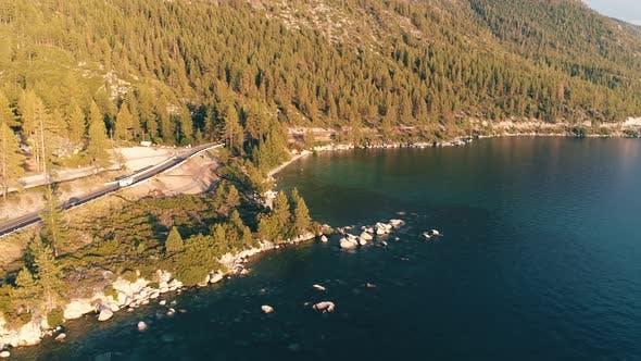 Thumbnail for Lake Shore Aerial