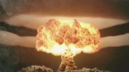 Nuclear explosion and its consequences