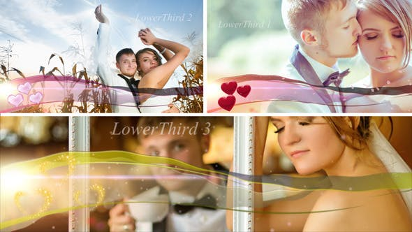 Cover Image for Wedding Lower Thirds