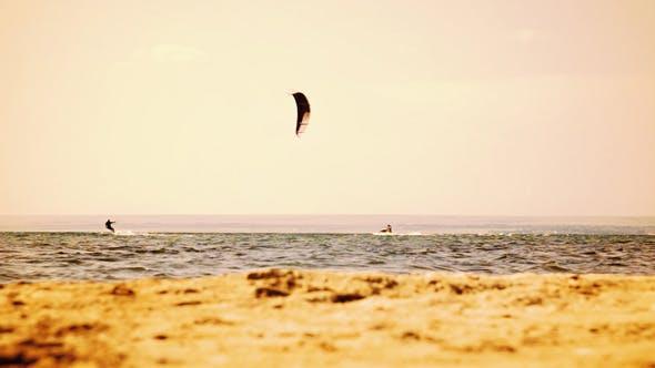 Thumbnail for Kitesurfing