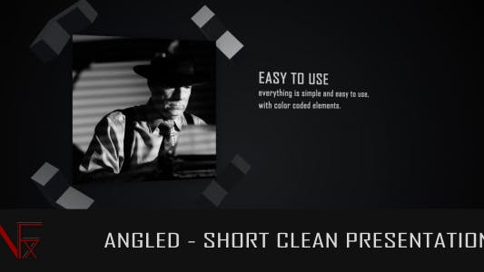 Thumbnail for Angled - Short Clean Presentation