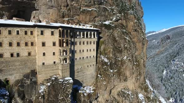 Thumbnail for Historic Building at the Edge of the Precipice