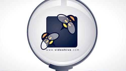 Magnify Glass Logo