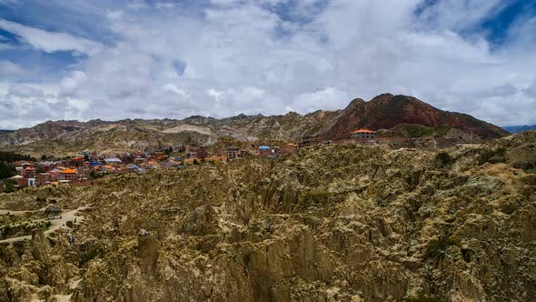 Thumbnail for Another View on Moon Valley in La Paz