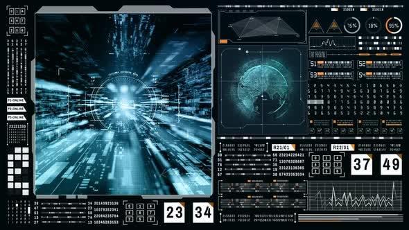 Hud   Flying In Cyberspace