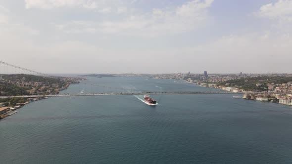 Istanbul Sea Transportation