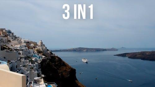 Santorini Fira 3 In 1