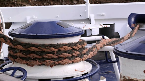 Cover Image for Mooring Rope