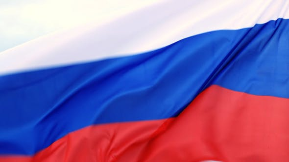 Thumbnail for Russian Flag Waving